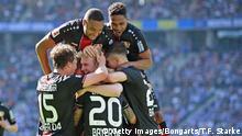 Bundesliga 34. Spieltag | Hertha BSC vs. Bayer 04 Leverkusen | 3. TOR Leverkusen