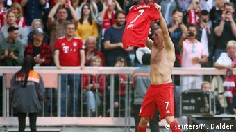 Bundesliga 34. Spieltag | FC Bayern München vs. Eintracht Frankfurt | 4. TOR Bayern