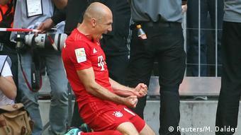 Bundesliga 34. Spieltag | FC Bayern München vs. Eintracht Frankfurt | 5. TOR Bayern