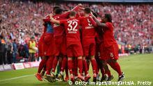 Bundesliga 34. Spieltag   FC Bayern München - Eintracht Frankfurt