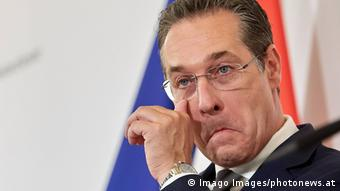 Österreich | Heinz-Christian Strache (Imago Images/photonews.at)
