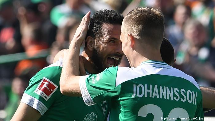 Bundesliga 34. Spieltag | SV Werder Bremen - RB Leipzig (picture-alliance/dpa/C. Jaspersen)