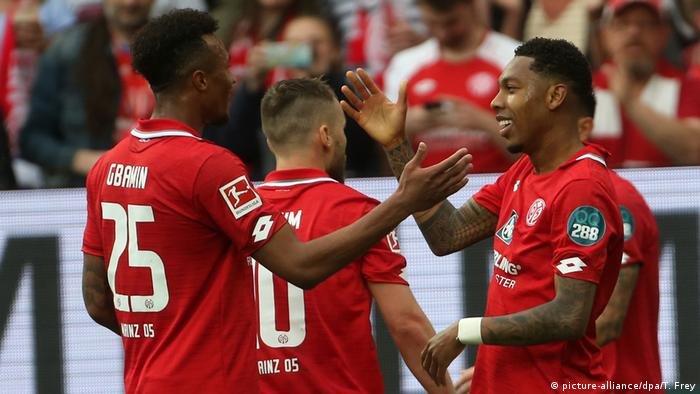 Fußball | Bundesliga 34. Spieltag | FSV Mainz 05 - 1899 Hoffenheim (picture-alliance/dpa/T. Frey)