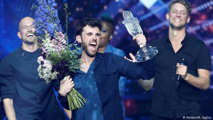 دانکن لورنس از هلند برنده مسابقه یوروویژن ۲۰۱۹ در تلآویو