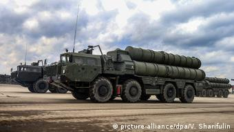 Russland S-400 Triumf (picture-alliance/dpa/V. Sharifulin)