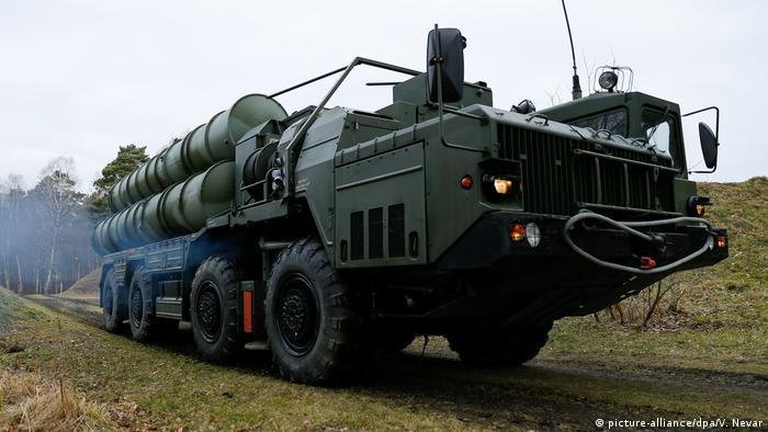 Russland S-400 Triumf