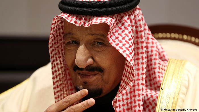Saudi-Arabiens König Salman (Foto: Getty Images/D. Kitwood)