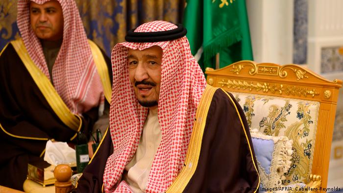 Saudi-Arabien König Salman (Getty Images/AFP/A. Caballero-Reynolds)