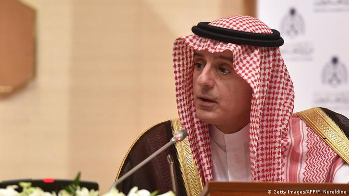 عادل الجبیر وزیر مشاور سعودی در امور خارجه