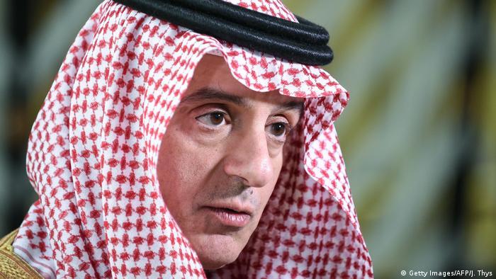 عادل الجبیر، وزیر مشاور امور خارجه عربستان سعودی