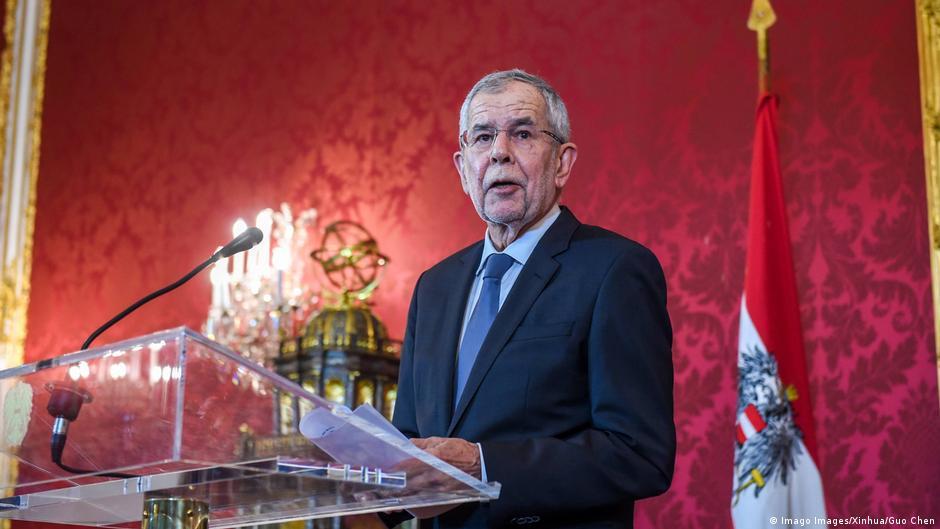 Österreich am Tag nach dem großen Knall