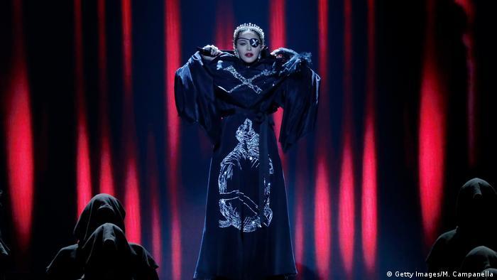 Madonna (Getty Images/M. Campanella)  - 48794800 303 - Coronavirus updates: WHO praises Italy for its 'genuine sacrifices'  - 48794800 303 - Coronavirus updates: WHO praises Italy for its 'genuine sacrifices'
