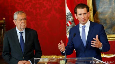 Γερμανικές αντιδράσεις στον πολιτικό σεισμό στην Αυστρία