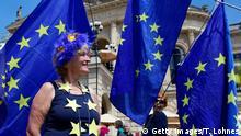 Deutschland   One Europe for all-Demo in Frankfurt a. M.