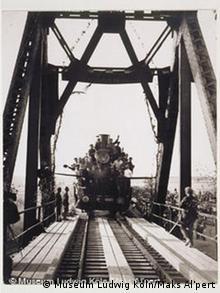Турксиб. 1930. Макс Альперт
