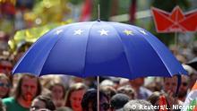 Österreich | One Europe for all-Demo in Wien