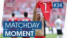 Matchday Moment #34: Franck Ribery