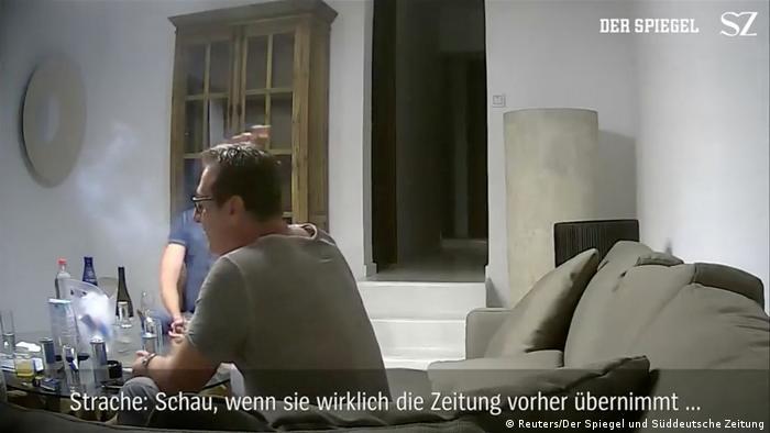 Videostill Video Heinz-Christian Strache