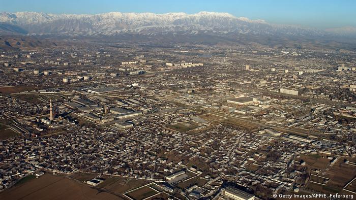 Tadschikistan Duschanbe City