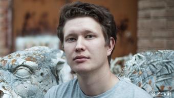 Кримськотатарський режисер Наріман Алієв