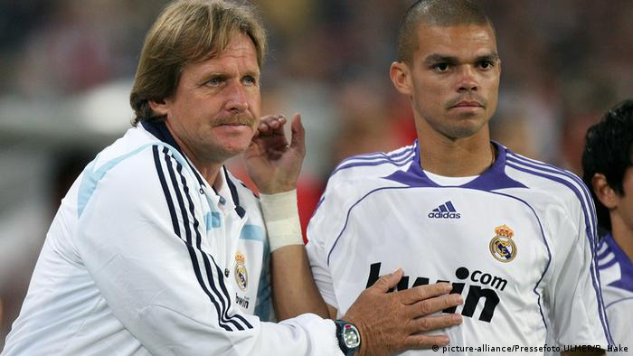 Hannover 96 - Real Madrid 2007 - Bernd Schuster
