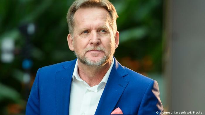 Deutscher Fußball Botschafter - Bernd Schuster ehemaliger Spieler und Fußball-Trainer