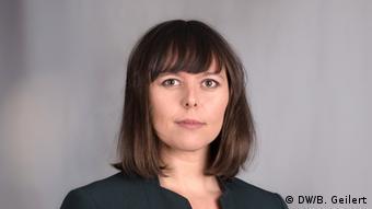 Emmanuelle Chaze, periodista de DW.