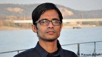 DW-Mitarbeiter Porträt Faisal Ahmed