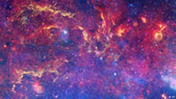 BdT Milchstraße Galaxie