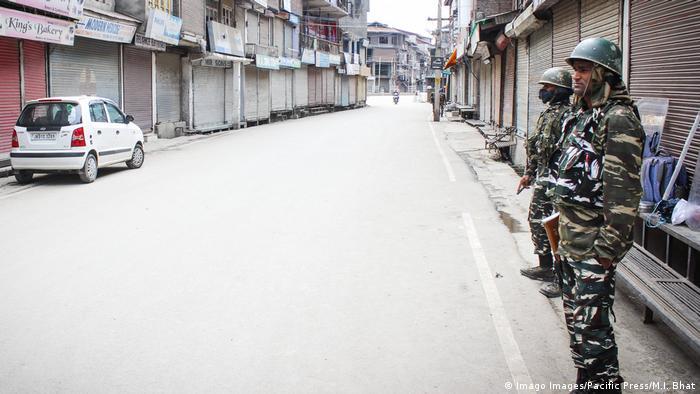 Indien Kaschmir Srinagar