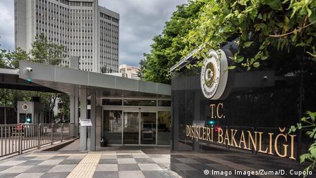 DW: Αναβάθμιση των συνομιλιών επιθυμεί η Τουρκία