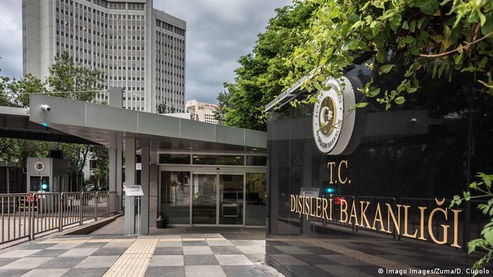 Türkei Ankara Außenministerium