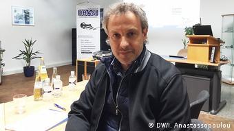 Ο κ. Αθανάσιος Φάνης από την εταιρεία Α. ΕΚΕΝΤRΟ Κοζάνης