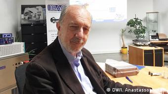 Ο κ. Κωνσταντίνος Αντωνόπουλος, συντονιστής του Δικτύου Πόλεων με Λίμνες