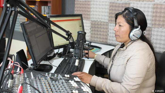 DW Akademie journalist training in Latin America