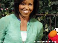 میشل اوباما موسس انجمن مبارزه با چاقی مفرط کودکان در آمریکاست