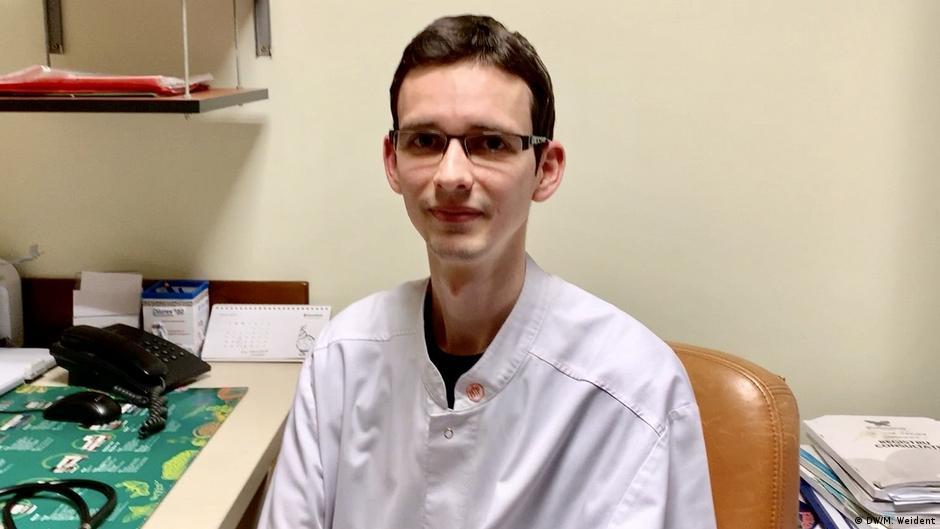 Marc Sora Facharzt in Hermannstad