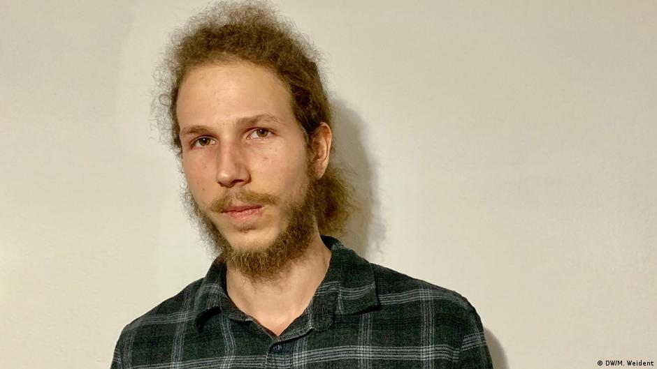 Vlad Beu Student in Hermannstadt