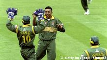 Cricket Bangladesch - Pakistan 1999 Khaled Mahmud