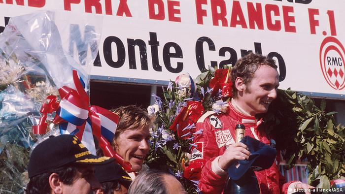 Niki Lauda (picture-alliance/ASA)