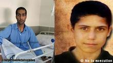 Iran Mohammadreza Hadadi (No to execution)