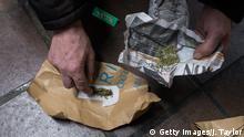 Großbritannien Drogenszene London