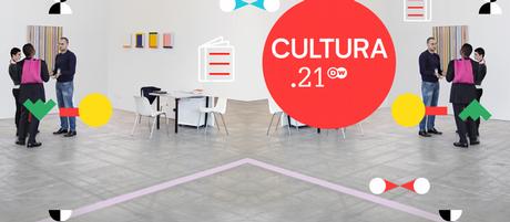 DW Kultur.21 Sendungsmotiv Smart TV spanisch (Cultura.21)