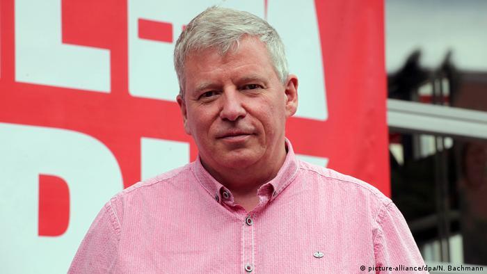 Thomas Nord, Mitglied der Partei Die Linke
