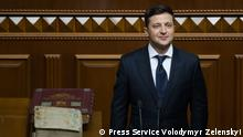 Ukraine Präsident Wolodymyr Selenskyj