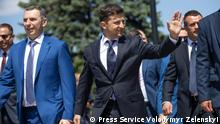 Ukraine Präsident Wolodymyr Selenskyj © Press Service Volodymyr Zelenskyi