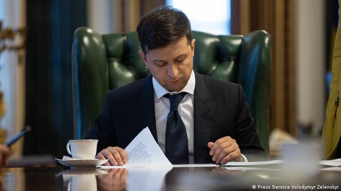 Володимир Зеленський скасував указ про призначення Олександра Тупицького суддею КСУ