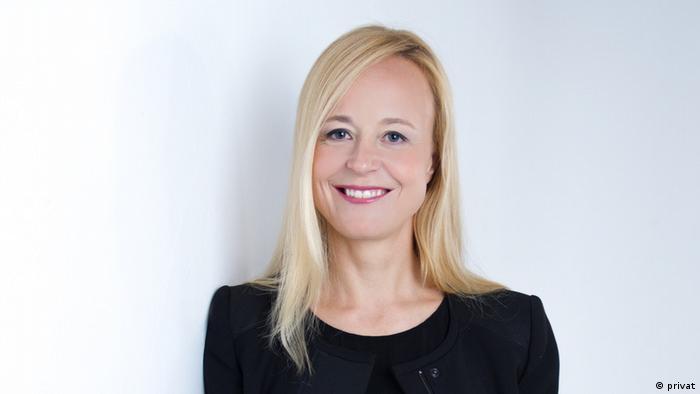 Katharina Miller, Unternehmerin aus Madrid