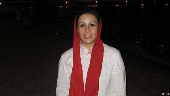 Iran Menschenrechte Maryam Akbari Monfared (IHR)