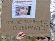 Убийството на египтянката ел-Шербини постави Германия в много деликатна ситуация
